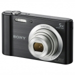 Фотоаппарат Sony Cyber-shot DSC-W800, Black
