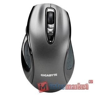 Мышь Gigabyte M6800, Black/Gray, USB