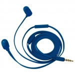 Наушники-вкладыши Trust DUGA IN-EAR - синий неон
