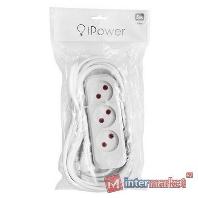 Удлинитель iPower 3 x 5 метра