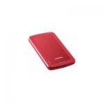 Внешний жесткий диск 2,5 1TB Adata AHV300-1TU31-CRD красный