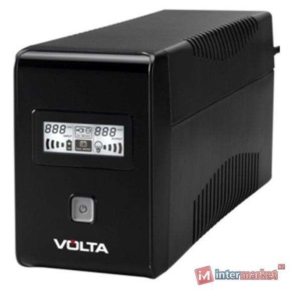UPS VOLTA Active 850 LCD, Black